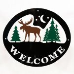 Lake Country Hearth & Patio - Outdoor Patio Products - Welcome Sign