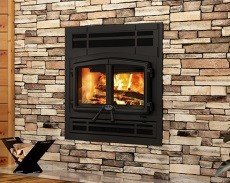 Lake Country Hearth & Patio - Wood Fireplace